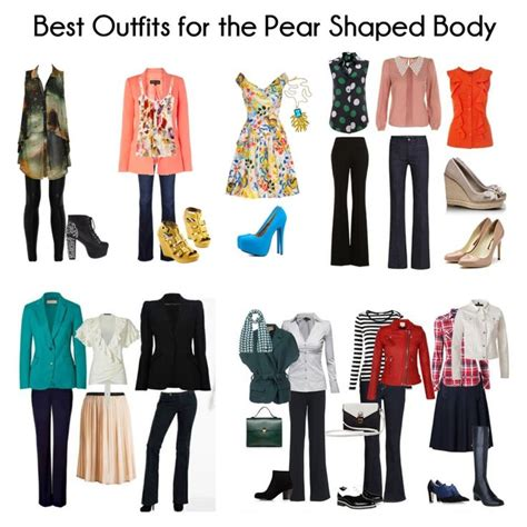 best clothing best clothes for a pear shaped style wile