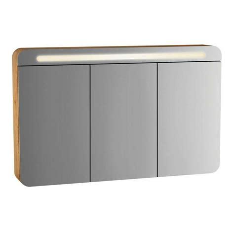vitra bathroom cabinets vitra sento three door illuminated mirror cabinet uk