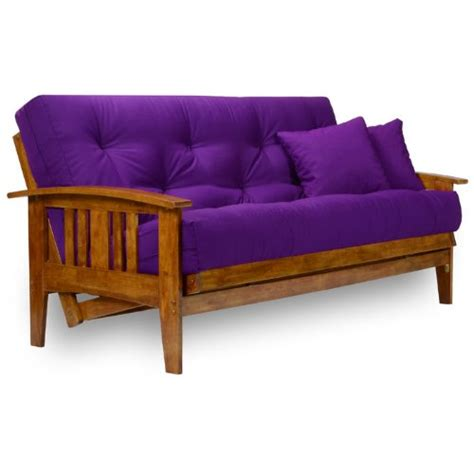 futon wood westfield futon frame size solid hardwood my home