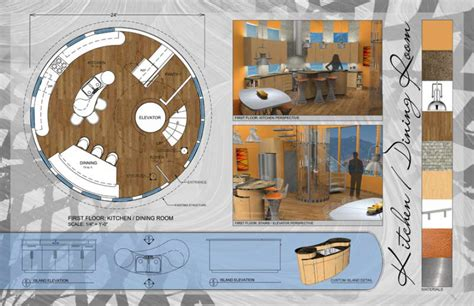 interior design major ua design students place first in competition university