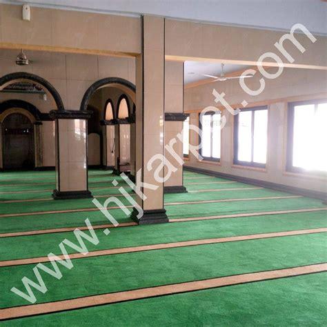 Karpet Tile Banyak Motif Baru pemasangan karpet masjid al abror hjkarpet