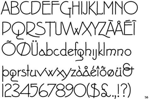 identifont plains lettering