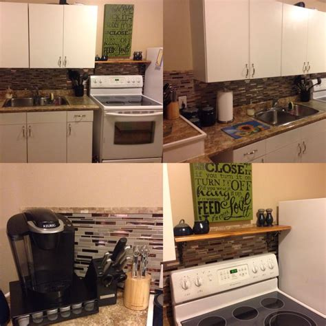 8 diy tile kitchen backsplashes that are worth installing 50 best look what i did images on pinterest doors easy