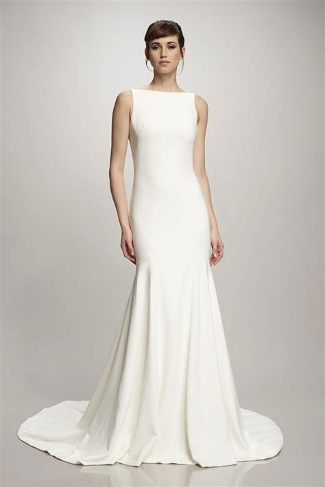 used wedding dresses classic simplicity once wed