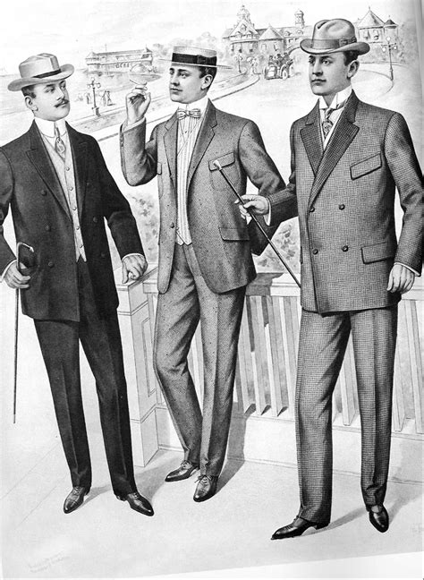 the gallery for gt edwardian mens fashion