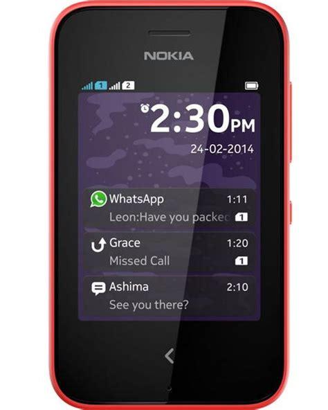Hp Nokia Asha Android Terbaru nokia asha 230 harga spesifikasi ponsel murah terbaru