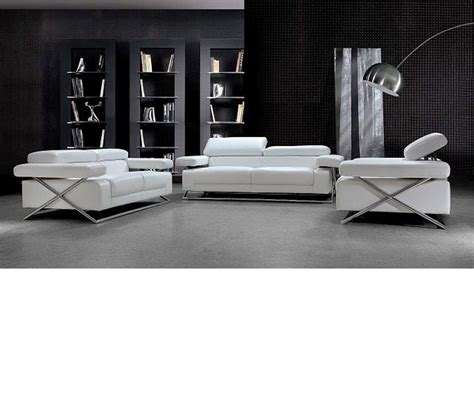 divani furniture dreamfurniture divani casa linx modern leather