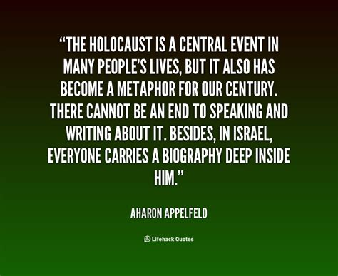 Quotes About Holocaust Quotes Quotesgram