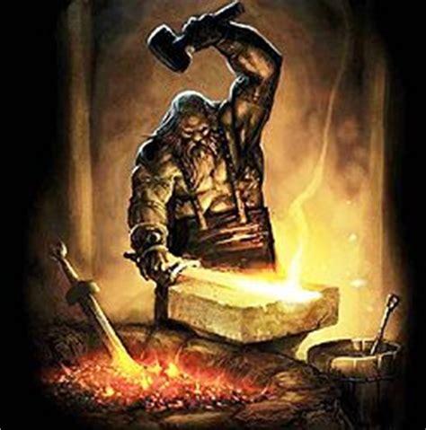 hephaistos god van smeedwerk vuur en ambachten griekse