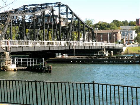 newhaven swing bridge times quinnipiac river historic district wikipedia