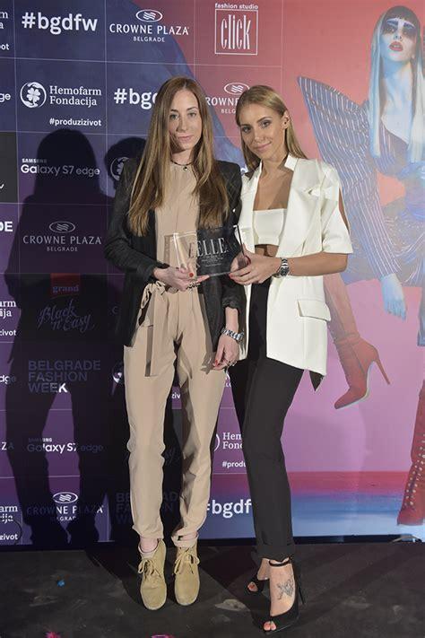 mirjana zuber dodelom nagrada zatvoren 39 black n easy fashion week