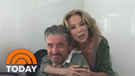kathie lee gifford new movie kathie lee and craig ferguson report on the movie they re