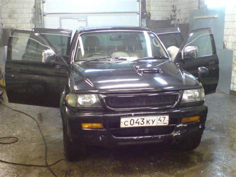 mitsubishi pajero 1997 1997 mitsubishi pajero sport for sale