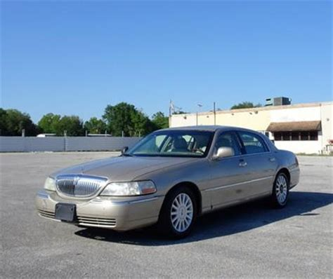 how cars work for dummies 2005 lincoln town car parking system 2005 lincoln town car for sale carsforsale com