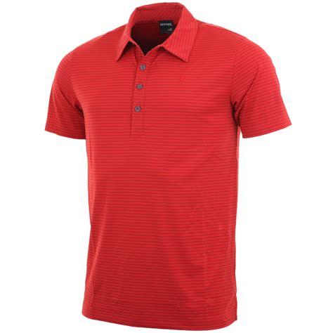 Polo Shirt Puma56 Limited golf mens stripe performance polo shirt limited edition