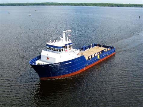 offshore supply boats offshore supply vessel st johns ship building inc
