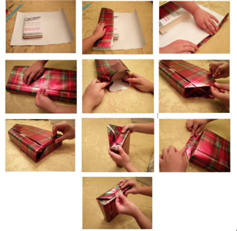 how to wrap a present the fanfare how to wrap a present