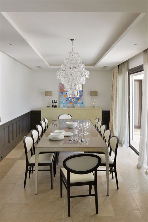 stylish dining room ideas  impress  dinner guests  luxpad