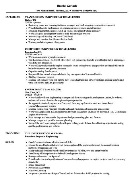 Contemporary Worship Leader Sle Resume by Team Leader Resume Sle Sle Food Server Resume Engineering Internship Resume Sle