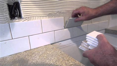 how to install kitchen backsplash glass tile 12 subway tile backsplash design ideas installation tips