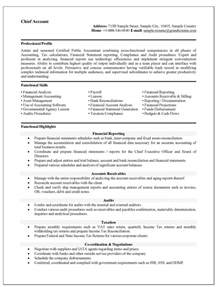 accountant resume templates accountant resume sle accountant resume sle that
