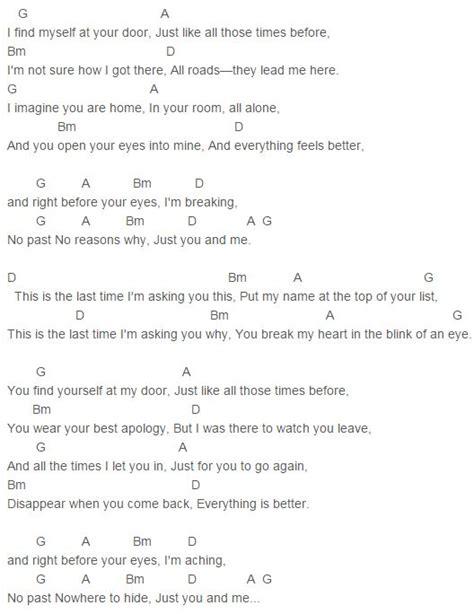 pattern lyrics the last 8 best guitar chords images on pinterest guitars songs