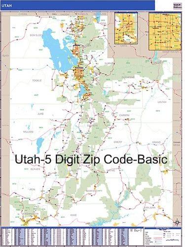 zip code map ut utah zip code map new york map
