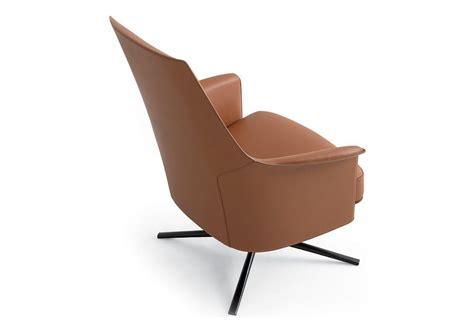 Armchair And Chaise Lounge by Stanford Lounge Poliform Armchair Milia Shop