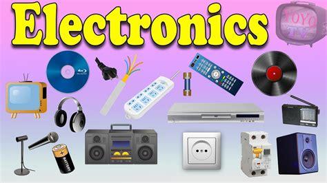 electronic vocabulary youtube