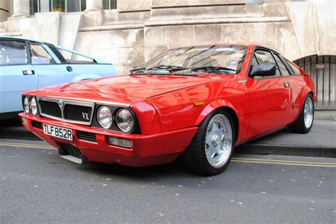 Lancia Montecarlo Lancia Beta Monte Carlo Lancia Beautiful