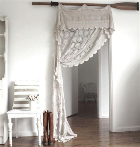 oar curtain rod beach cottage does prairie chic beautiful hands
