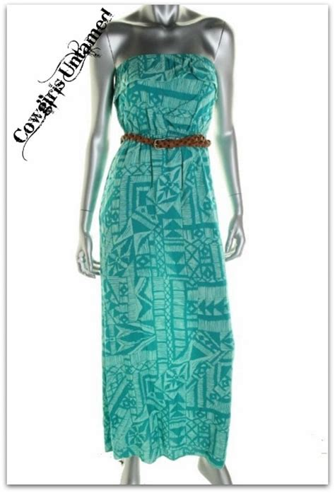 Maxi Free Belt skirts n dresses cowgirls untamed page 2