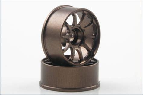 Atomic 1 28 Front Wheel Narrow Offset 0 Velg Mini Rc 1 r246 mini z mr015 02 03 rays ce28n bronze front wheel 1 5mm offset