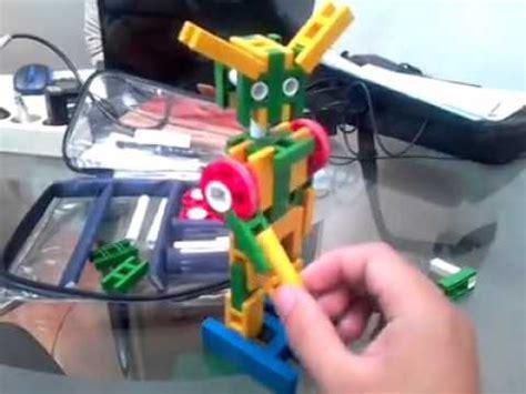 cara membuat robot unik cara membuat robot dari mobis youtube