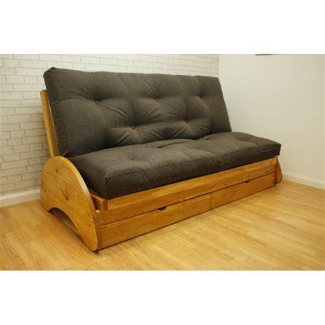 folding futons carlisle bi fold futon