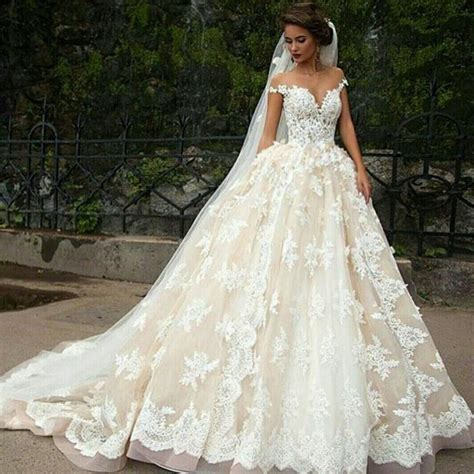 17 2017 best princess wedding dresses ideas on