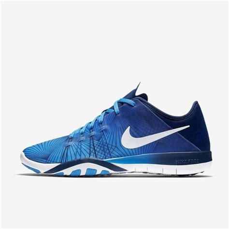 Sepatu Nike Free 5 0 Blue jual sepatu nike wmns free tr 6 print blue