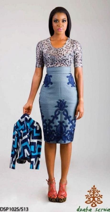 Robe Africaine Chic 2018 - modele de robe africaine 2018