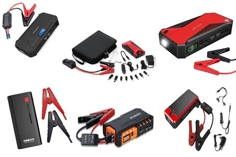 jump boat battery with car top 8 lithium ion jump starters reviewed best portable
