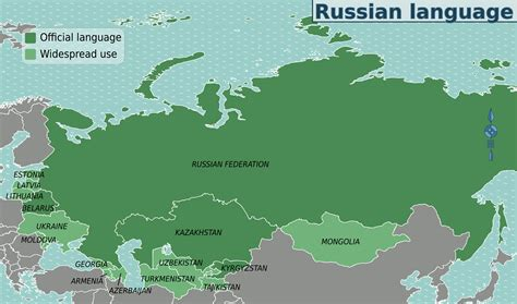 russia linguistic map file russian language map png wikimedia commons