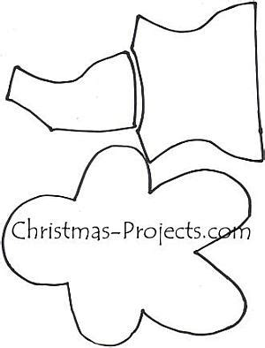 printable gingerbread man clothes christmas craft free template for a gingerbread man