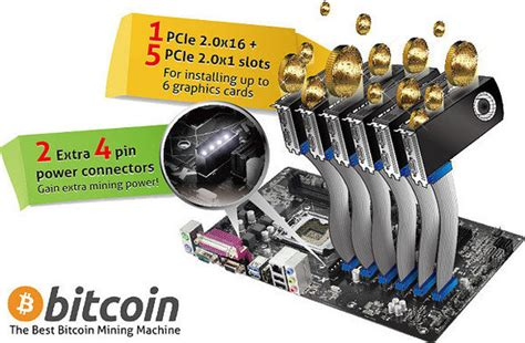 Bitcoin Mining Gpu 2 by Asrock Motherboards Support 6 Graphics Cards For