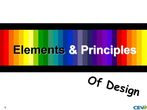 design elements and principles ppt elements and principles of interior design powerpoint