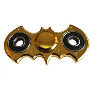 Fidget Spinner Batmanhand Spinnerfidgeting Toys gold batman fidget spinner chrome plated metal edc adhd finger spinner ebay