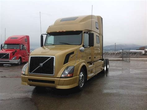 Volvo Truck Sleeper by 2011 Volvo Vnl64t780 Sleeper Truck For Sale 567 202