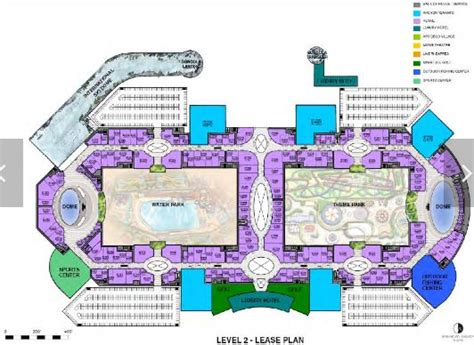 mall of america floor plan first look american dream miami mega mall s floor plan
