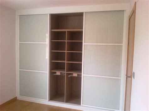 como hacer un armario empotrado con puertas correderas armarios empotrados reformas y decoraci 243 n de interiores