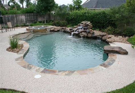 free form pool natural free form swimming pools design 180 custom outdoors