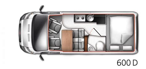 Lu Mobil H3 la gamme westfalia mobil gmbh