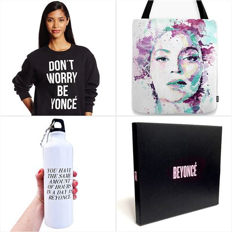 best holiday gifts for beyonce fans popsugar celebrity